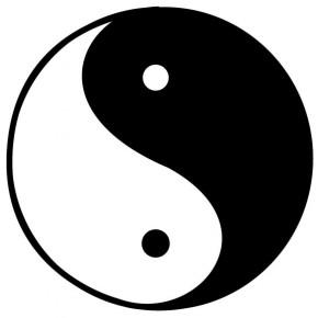 Yin Yang ou le principe de complétude et d'unicité