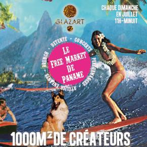"""Festival """"La Plage"""" : La réflexologie comme en vacances... Au Glaz'art les 7 / 21 / 28 juillet 2013"""