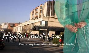 Réflexologie à l'hôpital Saint-Louis de Paris