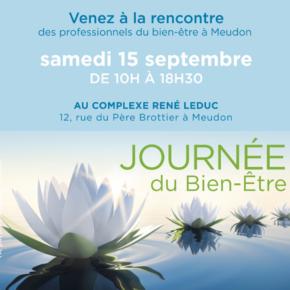 Journée du Bien-Être à Meudon